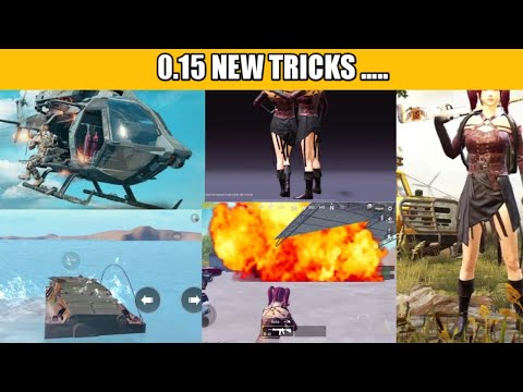 Pubg Mobile 0.15.0 Update Is Here !! Pubg Mobile New Update 0.15.0 New Tips And Tricks Hindi