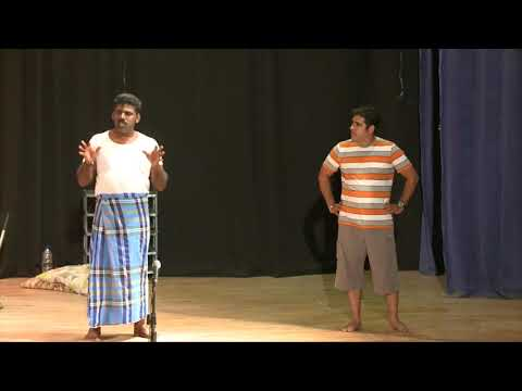 Swargamay Endraalom - a short play in Tamizh by Team DFCT