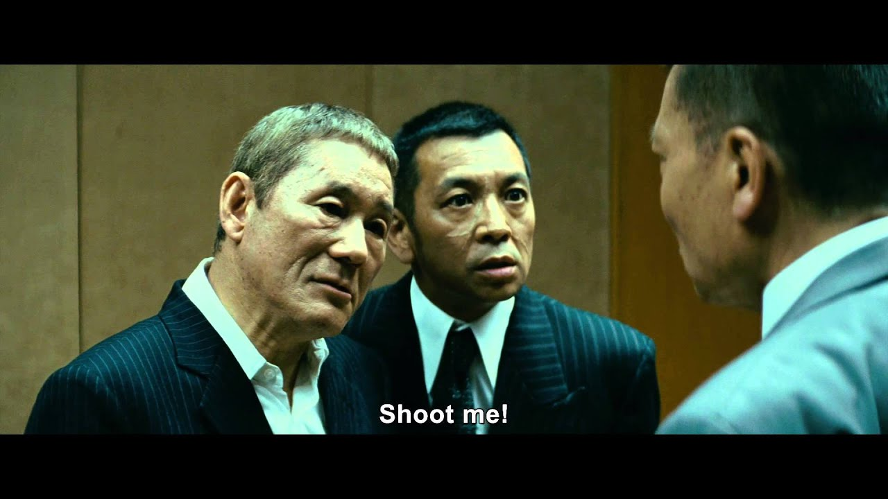 Beyond Outrage Trailer - Takeshi Kitano Movie HD