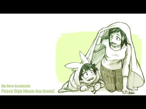 Peace Sign - My Hero Academia [Music Box Remix][Full Version]