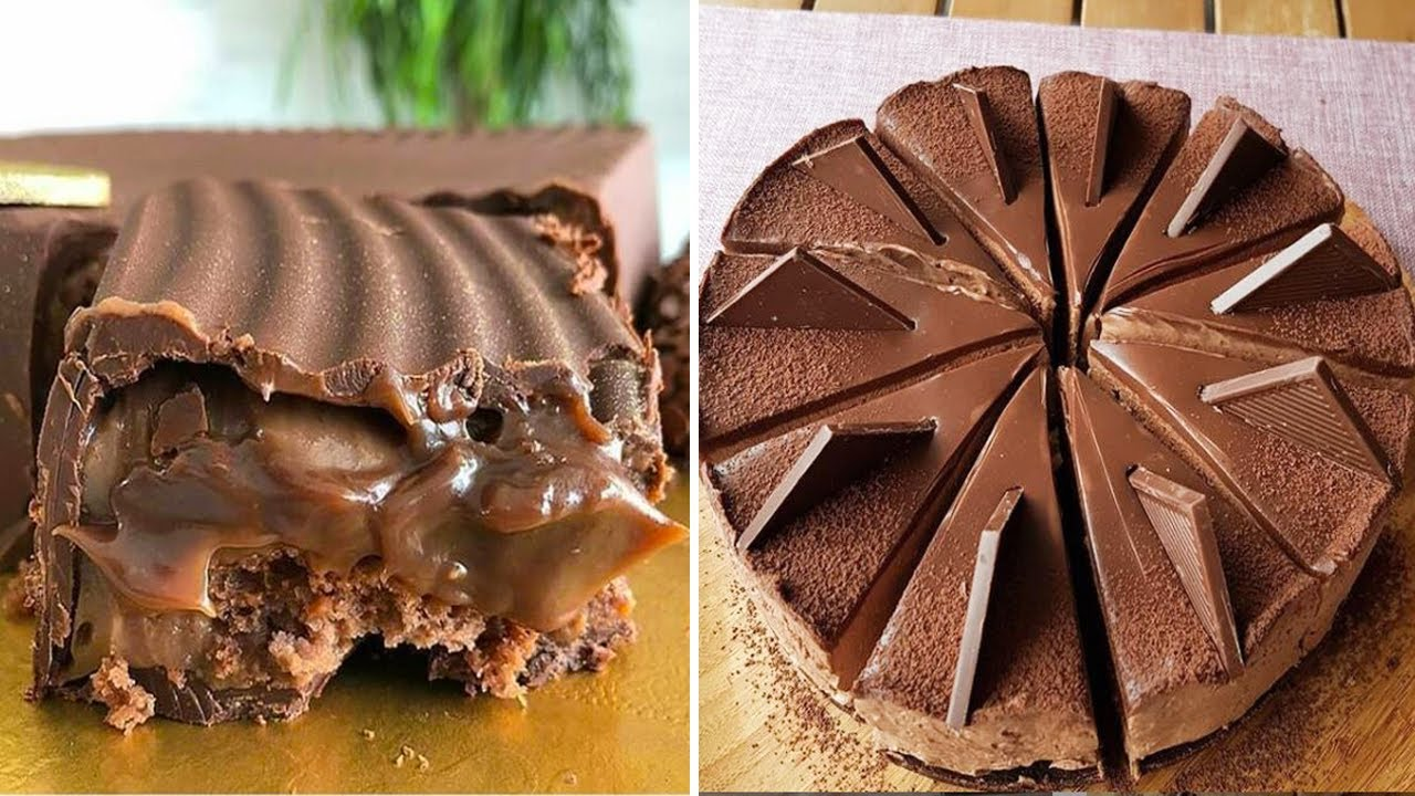 Best Chocolate Cake Recipes for Your Family   So Yummy Chocolate Cake Hacks   So Easy Chocolate
