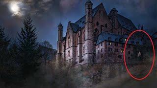 9 замков с призраками, в которых вы можете переночевать
