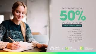 EAD Pinheiros | 50% de Desconto