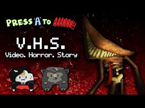 Video Horror Story - Press A To AAAHHH!!