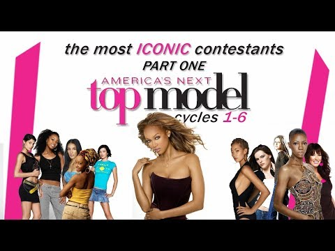 ANTM The Most Iconic Contestants  Part One, Cycles 16