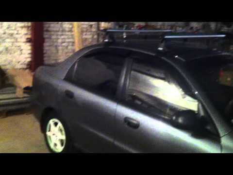 AvtoGSM.ru Багажник Atlant на Chevrolet Lanos