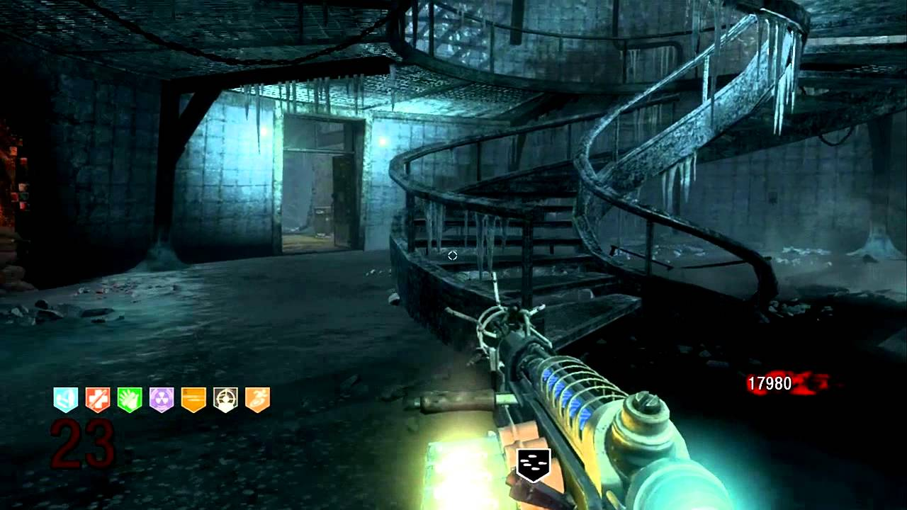 Call of the Dead All 7 Perks and Wunderwaffe  Killing George