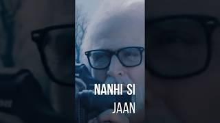 Nanhi si jaan song Robot 2.0 || Full screen whatsapp status