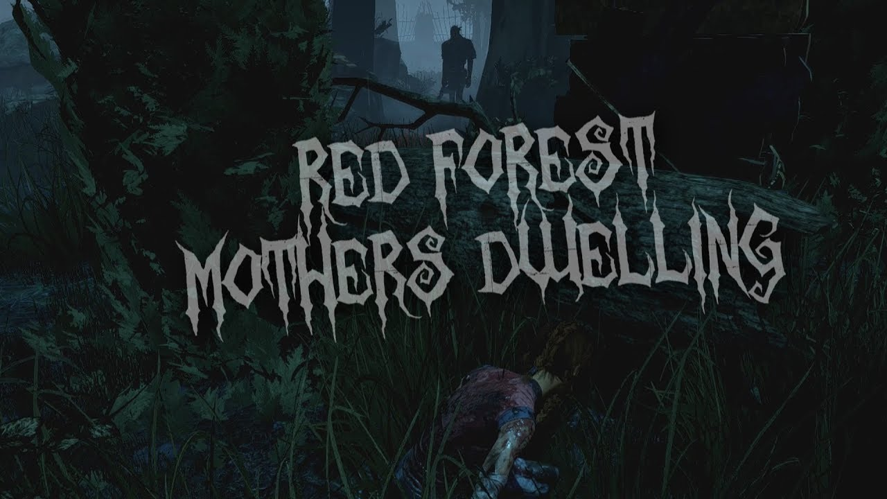 Dead By Daylight - Red Forest Mother's Dwelling