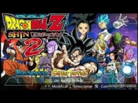 Download Dbz Shin Budokai 2 New 2018 Mod With Goku & Vegeta UI HD