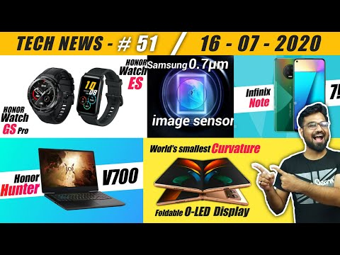 Samsung 0.7μm, mi smarter living 2021, Oppo Watch, Huawei Matepad 5G, Honor Watch GS Pro - NTN#51