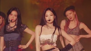 JENNIE - THE SHOW \Playing With Fire\ (Fancam)