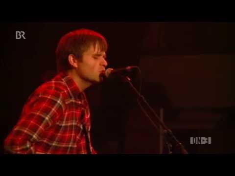 Benjamin Gibbard in concert live acoustic @ on3 Festival Munich 01.12.2012