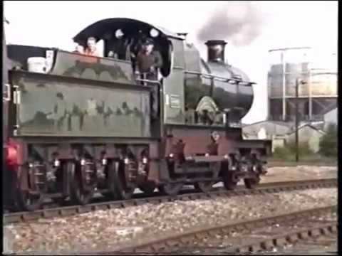 Locospotters No 2 Part 1 Great Western Railway engines.
