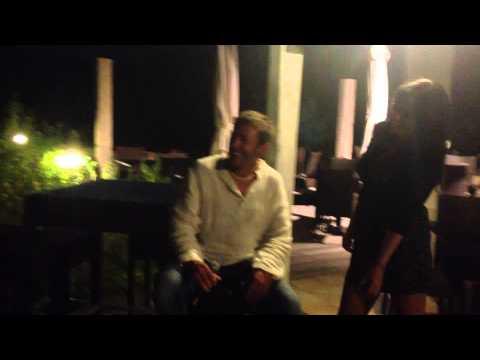 Maestro Jurgen Vogel performs Paolo Conte