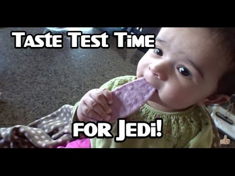 Baby Want a Cracker and Chocolate Lucky Charms [Day 1150]