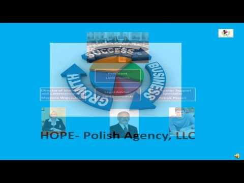 HOPE - Polish Agency LLC. Presentation.