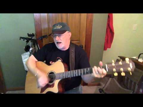1947 -  Outfit -  Jason Isbell vocal & acoustic guitar cover & chords