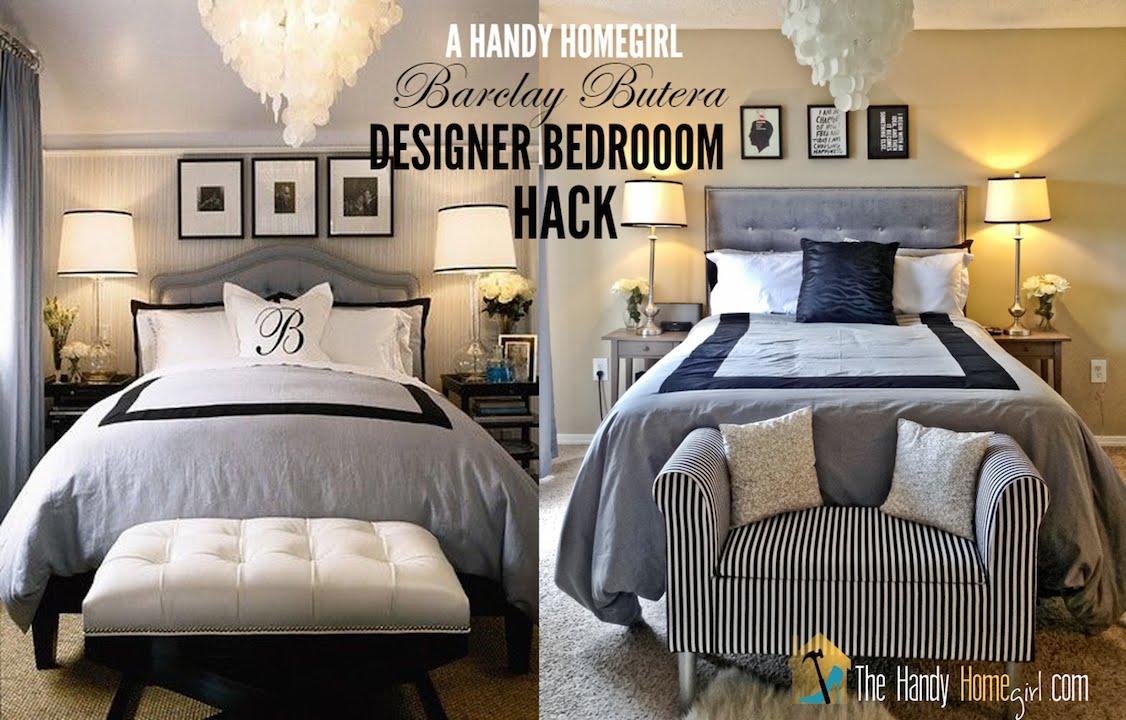 Designer Master Bedroom Hack: Decorating On A Budget I Ep