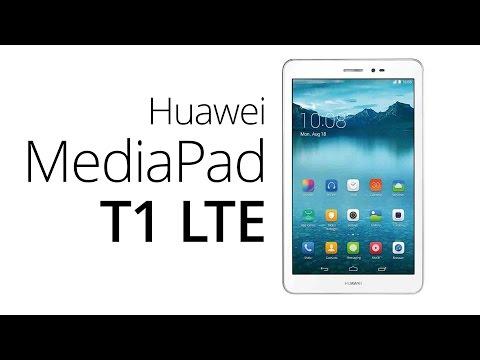 Huawei MediaPad T1 LTE (recenze)