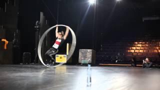 репетиция цирка Дю Солей шоу ID 1