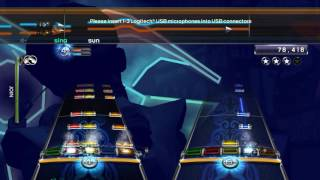 [RB3] DragonForce - Seasons (Acoustic Version) (Preview)