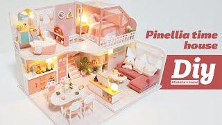 DIY Miniature Dollhouse KitㅣPi…