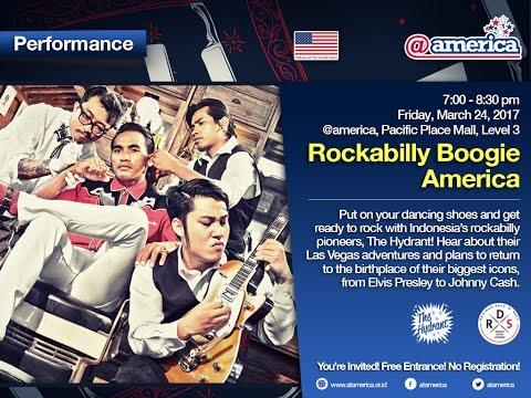 Rockabilly Boogie America : The Hydrant @america