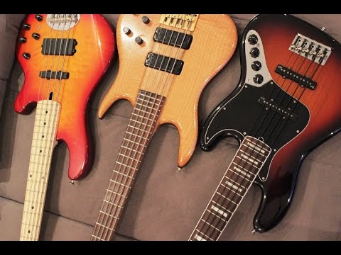 FENDER & LAKLAND & KEN SMITH │ViniBass® (HD)