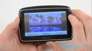 Видео обзор навигатора TomTom 740(TomTom 740 - http://globex-gps.ru/gps.php?id=465 Программное обеспечение TomTom в автомобильном навигаторе TomTom Go 740 позволит вам..., 2012-03-02T14:12:33.000Z)