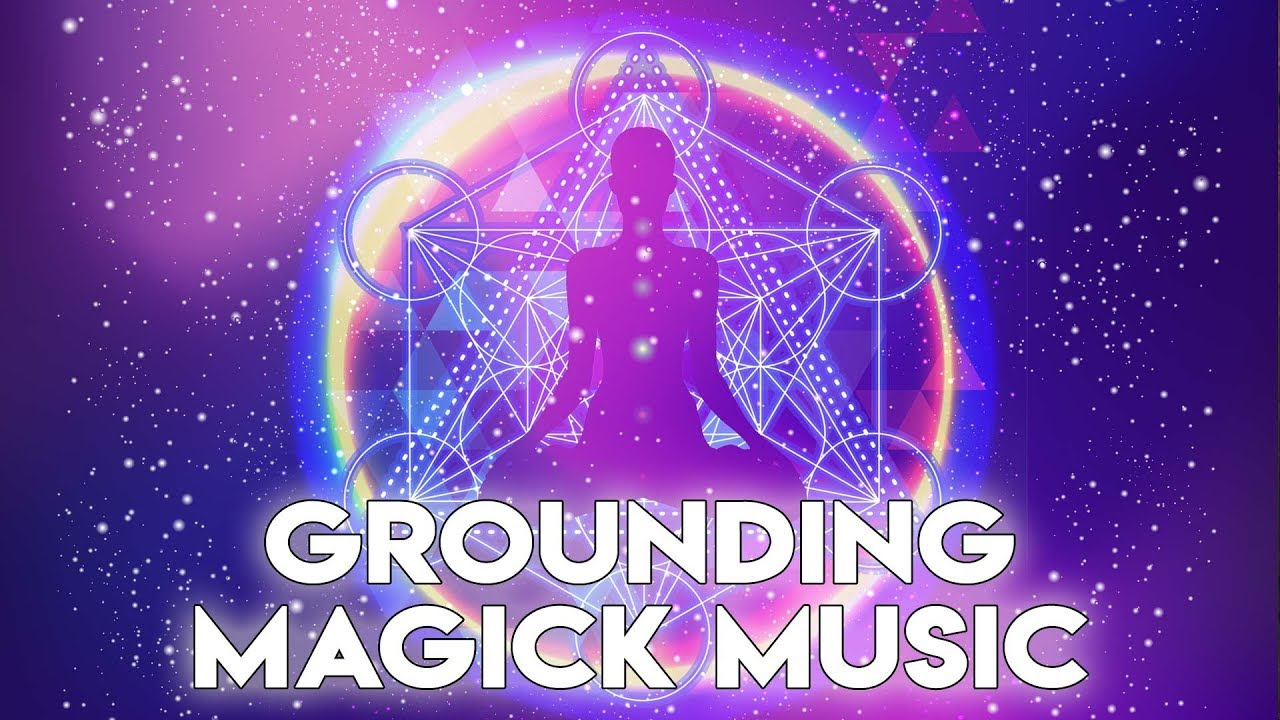 🌳 Spiritual Grounding Music to Raise your Energy before Magick Works