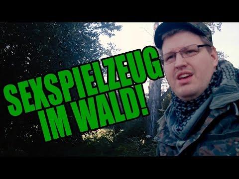 SEXSPIELZEUG IM WALD?! - Waldabenteuer mit Patrick & Denny!