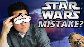 JJ Abrams Admits Episode 7 Mistake? - The Know