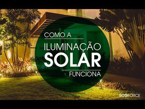 ECOFORCE - A ILUMINAÇÃO POR ENERGIA SOLAR