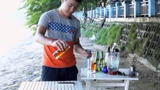 SonyFan.vn - Xperia Z2 thách thức trà, cafe, coca, bia và rượu tại VN