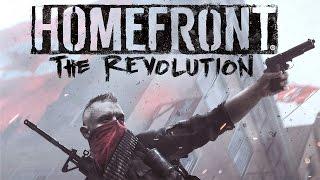 Homefront: The Revolution. DLC Последствия. Прохождение. Часть 1