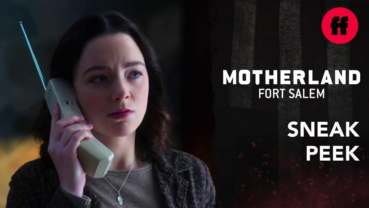 Download Motherland: Fort Salem Season 2, Episode 7   Sneak Peek: They Got Her   Freeform