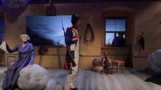 """""""Caspar David Friedrich. in betrachtung des mondes"""" - tjg. theater junge generation Dresden /Trailer"""