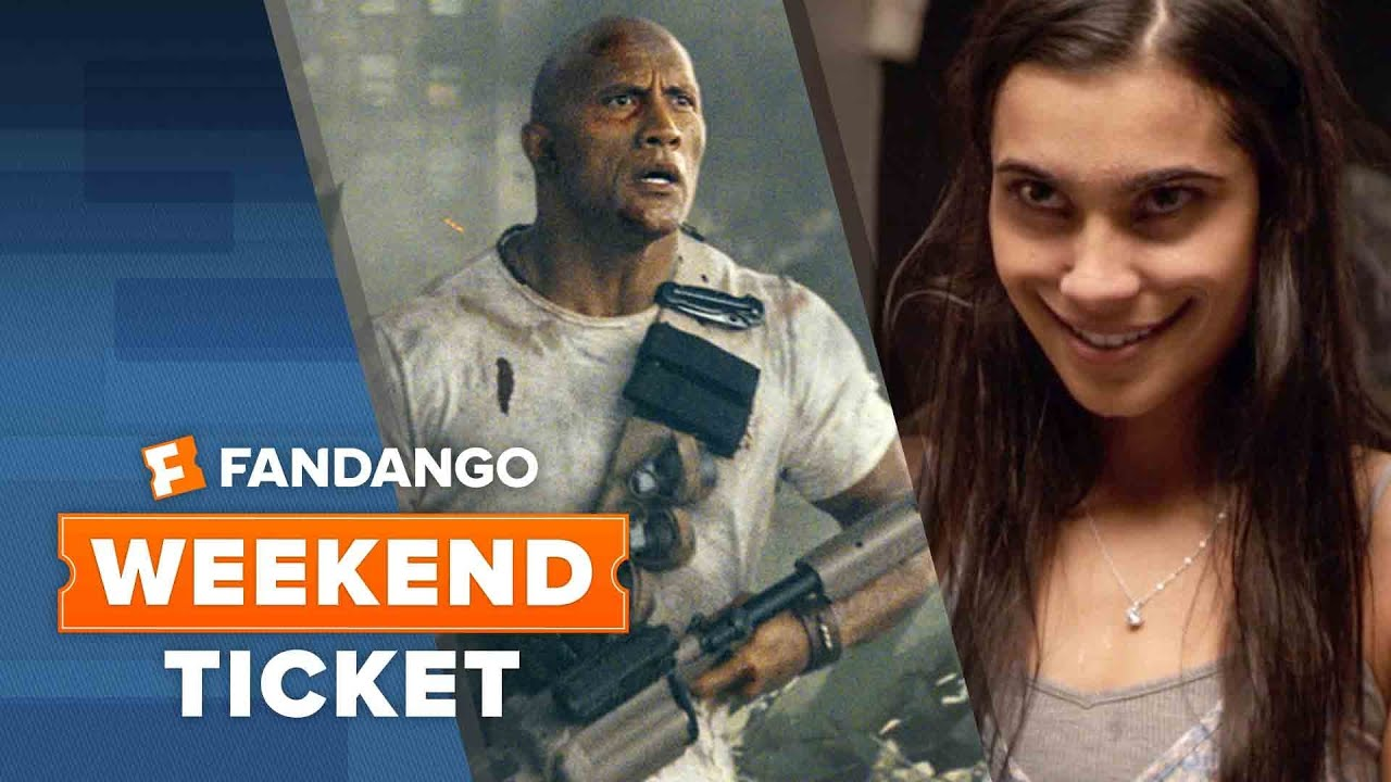 Now In Theaters: Rampage, Truth or Dare, Sgt. Stubby: An American Hero | Weekend Ticket