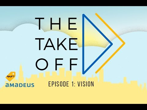 The Takeoff 01: Vision (Starting the Next Great Travel Company)