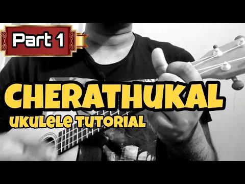 cherathukal- -kumbalangi-nights- -ukulele-tutorials-  -alen-jojan- -simple-tutorials---part-1