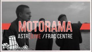 MOTORAMA / SHOWCASE LIVE @ FRAC CENTRE VAL DE LOIRE