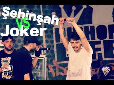 Şehinşah vs Joker - Hiphoplife Freestyle King 3 (2012) #FK3