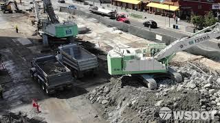 Behind the scenes of Alaskan Way Viaduct demolition