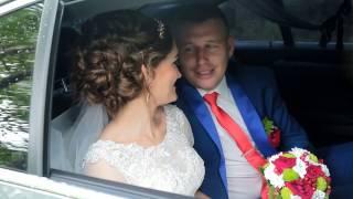 Свадьба в Сасово Алексей и Елена.