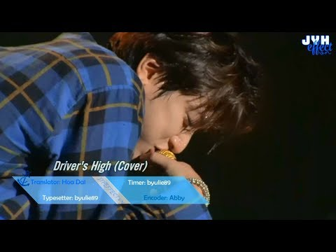[Vietsub][Perf] Jung Yong Hwa - Driver's High @Concert Summer Calling {JYHeffectvn}