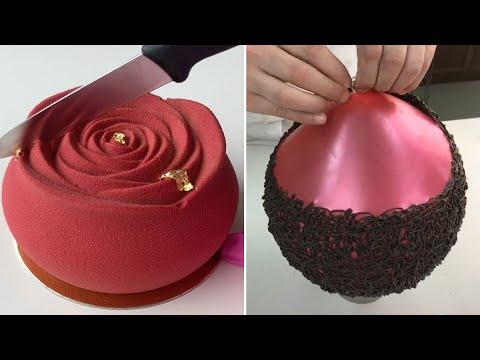 Everyone's Favorite Cake Recipes | Beautiful Chocolate Cake Decorating Ideas | So Yummy Cake