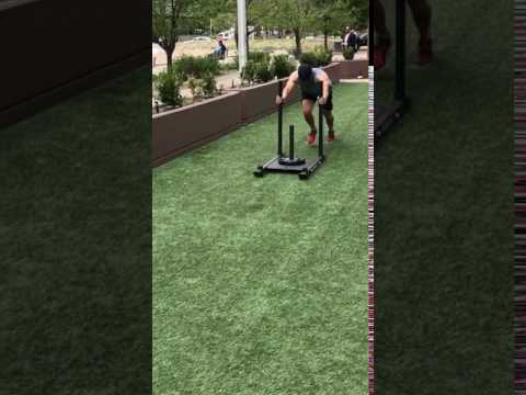 Hunting Workouts | The Weighted Sled Workout