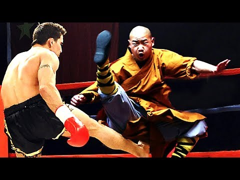THIS IS WHY SHAOLIN MONKS ARE SO STRONG