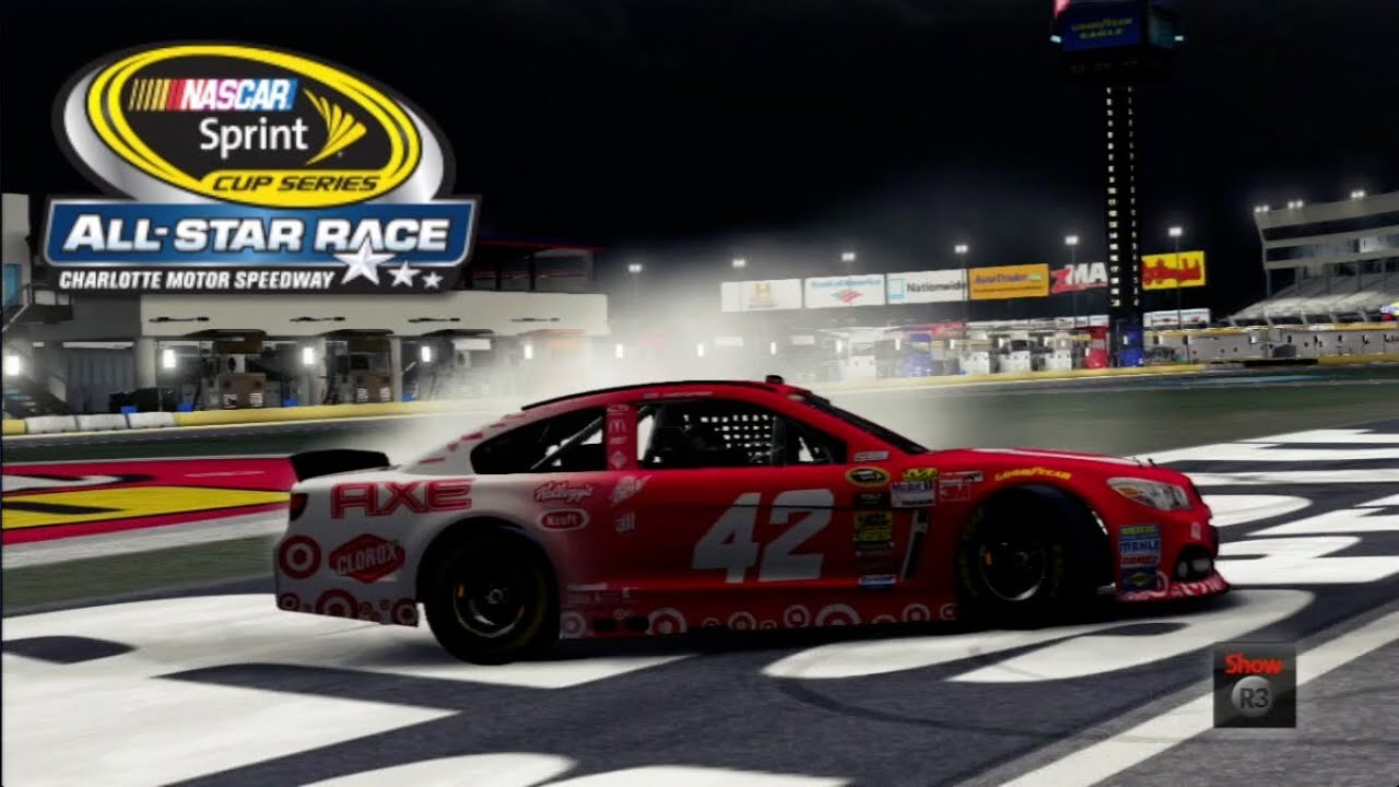 Please Vote For Kyle Larson 2014 Sprint All Star Race